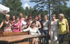 To my ! Załoga w 2009 roku