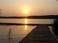 Moje sierpniowe słońca wschody