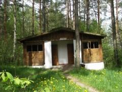 Budynek sanitarny